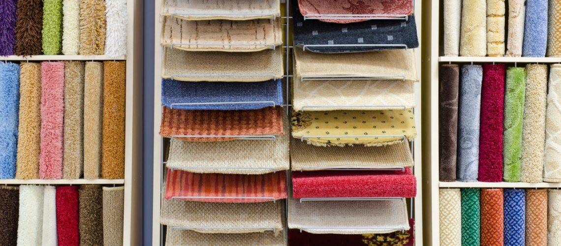 מבחר שטיחים לסלון