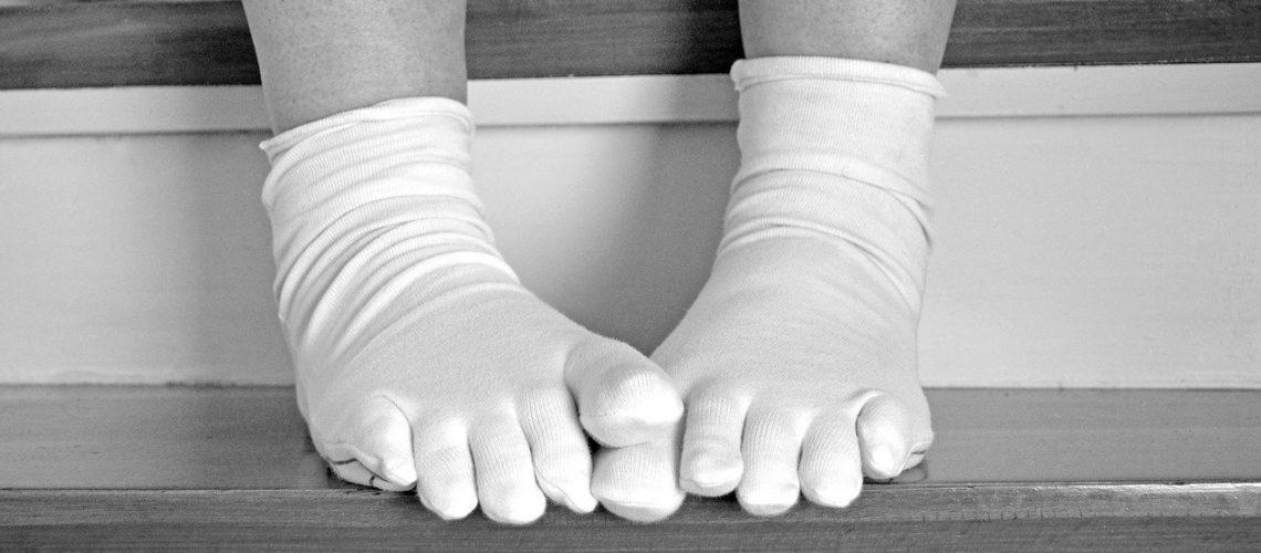 גרביים מיוחדים